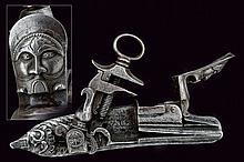 A Roman style flintlock by Celalba