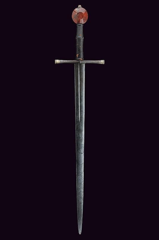A sword in the style of 14th Century