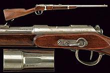 A cavalry needle fire carbine