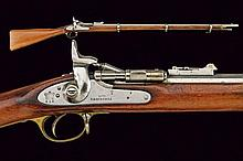 An 1879 Infantry Bonehill rifle transformed with system Snider 1866