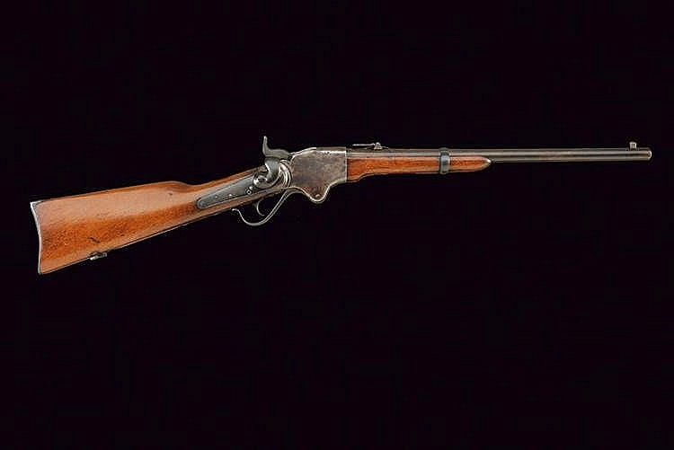 Spencer Repeating Carbine model 1865