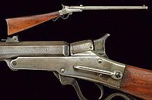A second model Maynard rifle