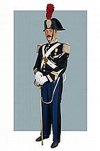 A pontifical full uniform