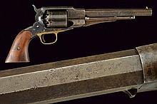 Remington 1861 Army revolver