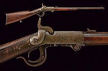 A Burnside Carbine