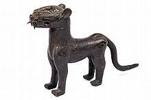 'A leopard'