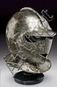 A heavy Savoyard type saper's closed helmet
