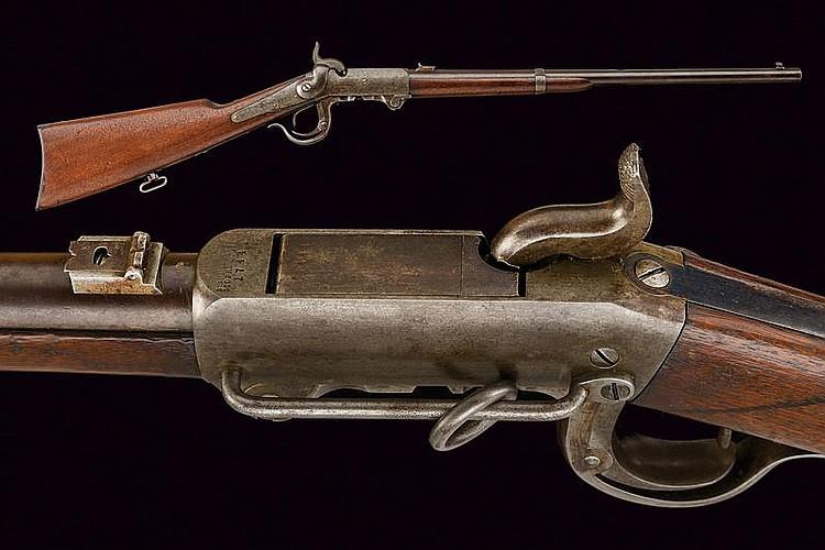 A fifth model 1864 Burnside Carbine