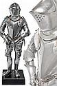 A full miniature foot armor