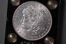 1878 Morgan Silver Dollar - UNC