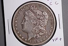 1878-CC Morgan Dollar- VF