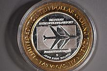 2000 McCarran Airport Gaming Token