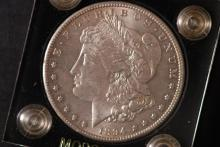 SEPTEMBER COIN, JEWELRY, WATCH & CURRENCY AUCTION