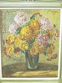 Natalie Field Oil Painting (1898-1977)