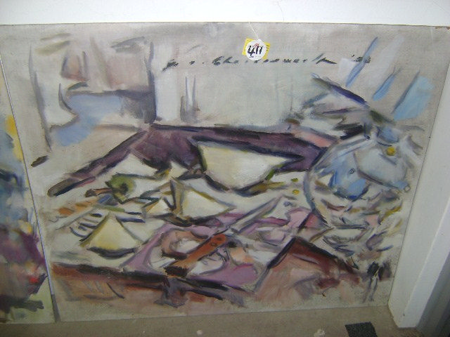Geoffrey charlesworth oil painting 1930 2009 Paintings that are worth a lot of money