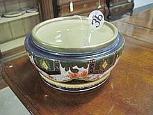 W Wood & Co Porcelain Bowl