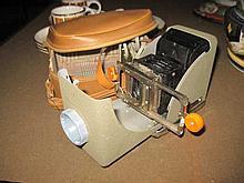 Vintage Crown 35mm Slide Projector