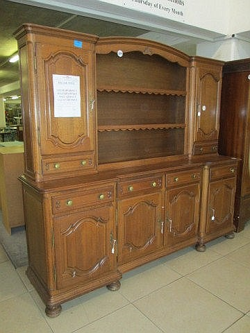 Dutch Oak Dresser