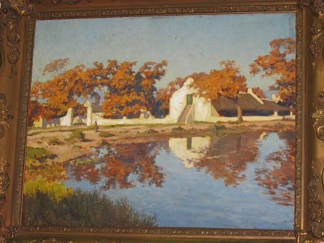Edward Roworth Oil Painting (1880-1964): Titled