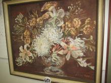 Natalie Field Oil Painting