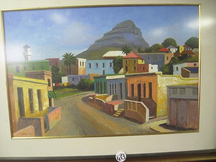 Anthony Walton Oil Painting