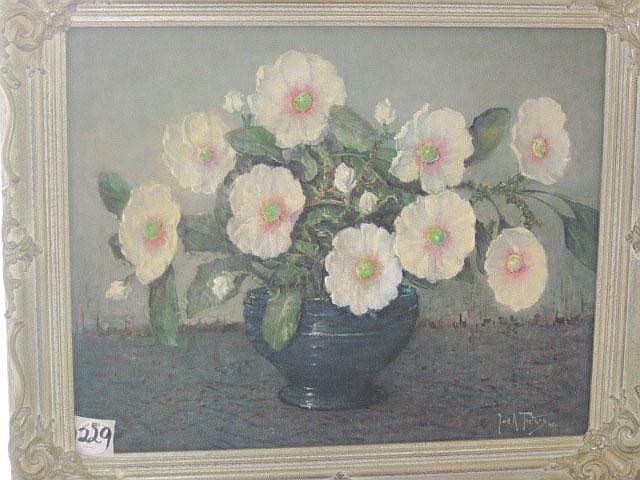 Jack Pieters Oil Painting (1886 - 1977)