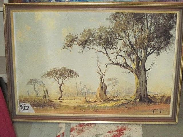 Gerrit Roon Oil Painting (1937- )