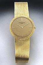 Men's 18K gold Vacheron et Constantin wristwatch