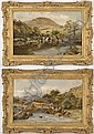 Pr. William Henry Mander oil paintings on canvas,, William H Mander, Click for value