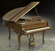1966 Steinway & Sons piano Model M