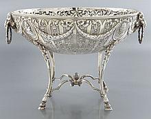 George Roth Hanau silver center bowl,