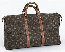 Louis Vuitton French Company monogram Speedy