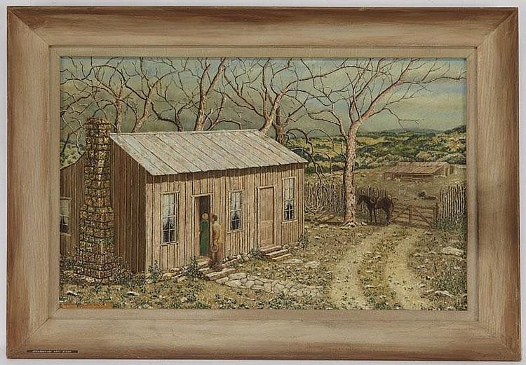 Frank Callcott (1891-1979),