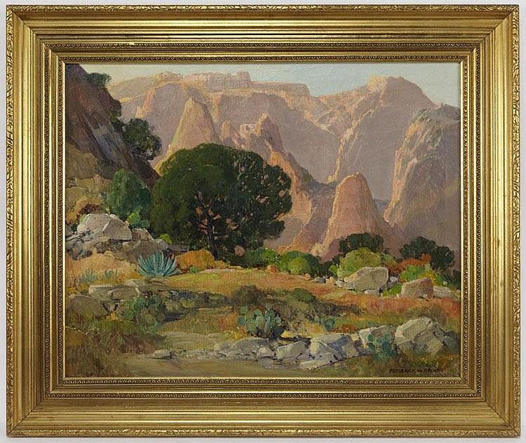 Frederick Becker (1888-1974),