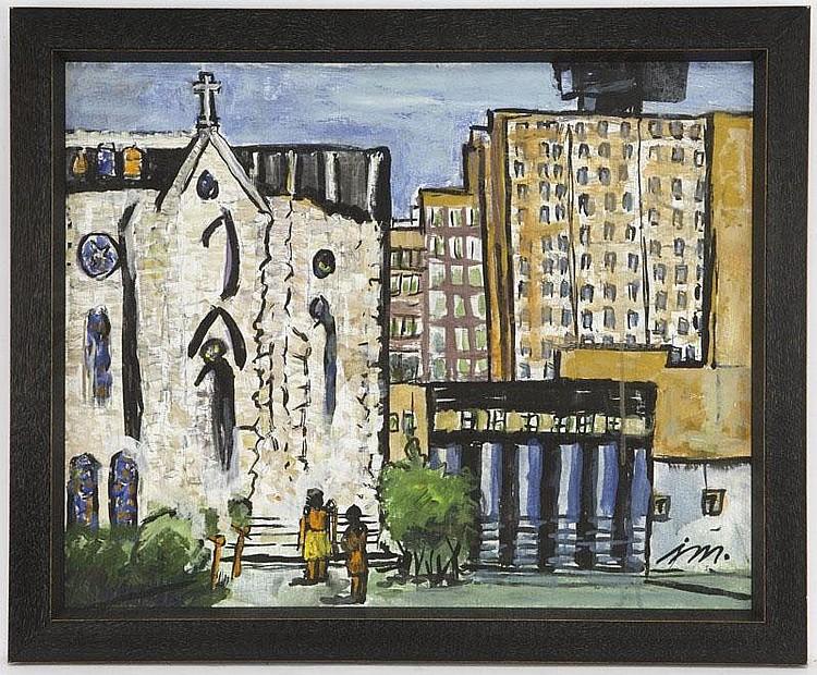 Josephine Mahaffey (1903-1982),
