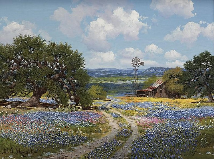 William A. Slaughter (1923-2003),