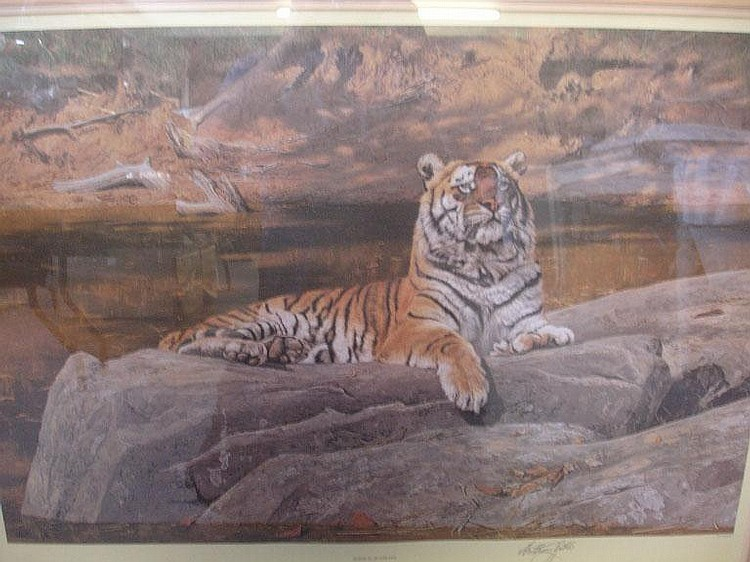 Anthony Gibbs limited edition artist signed print