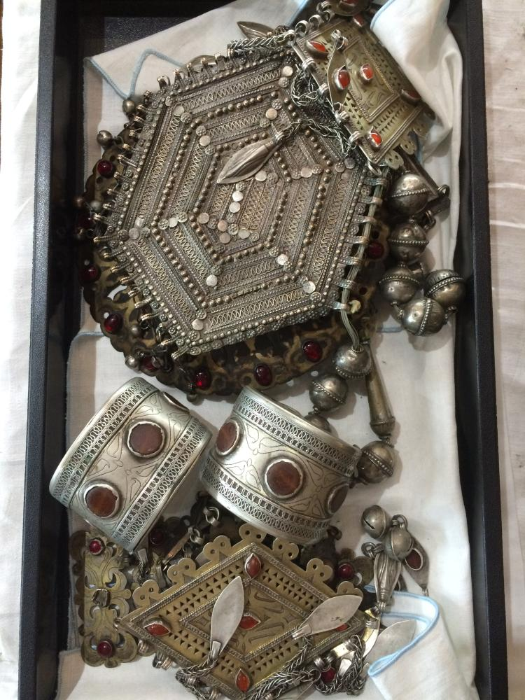 Box Lot-Tribal jewelry-Ambassador Estate