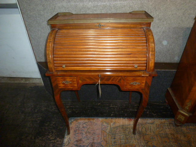 Roll top writing desk, Ambassador Estate