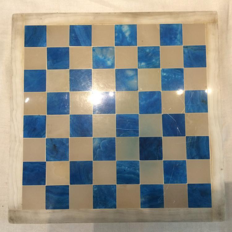 Onyx chessboard
