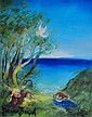 BOYD, David (1924-2011) 'Fun & Games at Tasmin