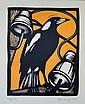 GOOLD, Bruce (b.1948)  'Magpie 2,' 1986.