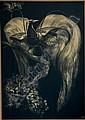 VAN'T HOFF, Adriaan (1893-1939) Bird of Paradise,, Adriaan Joh.