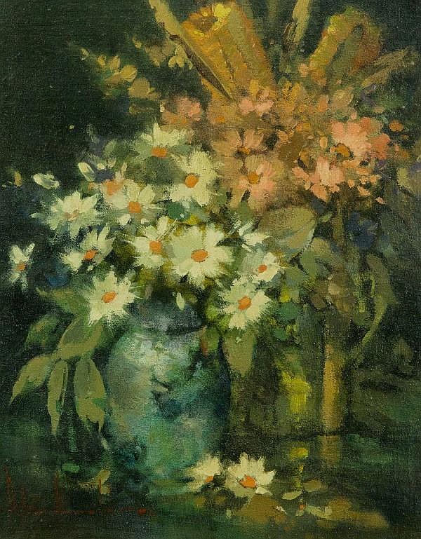 ABRAHAM, Peter (1926-2010) Australian Wildflowers.