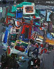 LAMBERT, Ron (1923-1995) 'Sombra,' 1986.