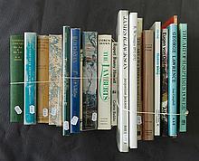BOOKS (20) Various Male Artists incl James R Jackson etc