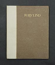 BOOK, 'The Drawings of Ruby Lindsay
