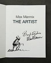BOOK, 'Max Mannix The Artist