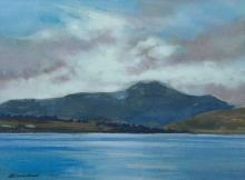 BLANCHARD, Brian (b.1934) - 'Bridgewater, Tasmania,' 1987