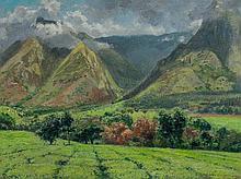DINGEMANS, Waalko Jans II (Dutch 1912-1991) - Stellenbosch Cape.